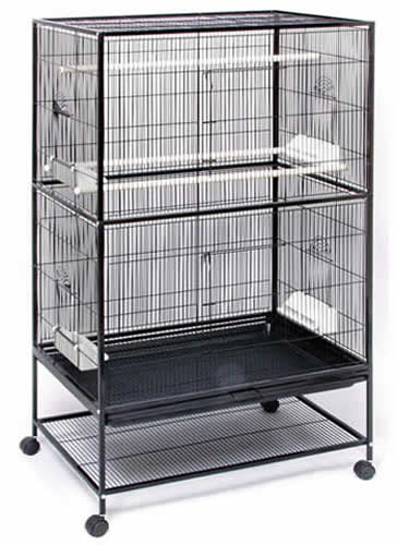 Playtop Bird Cage Gives Your Birds Free Feeling