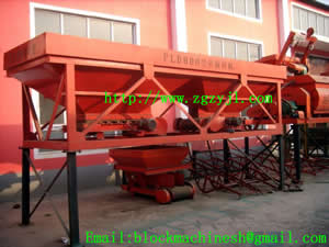 Pld Concrete Batching Plant Specification