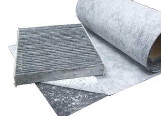 Pleated Carbon Filters Supply Fresh Air