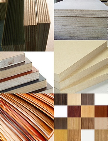 Plywood Particle Board Chipboard Mdf Medium Density Fiberboard