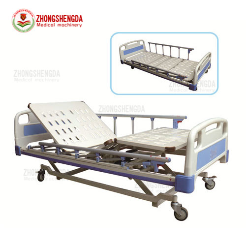 Pmt 813 Electric Three Function Medical Care Bed Super Low