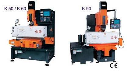 Pnc Znc Table Movement Auto Positioning Edm Series K50 K60 K90