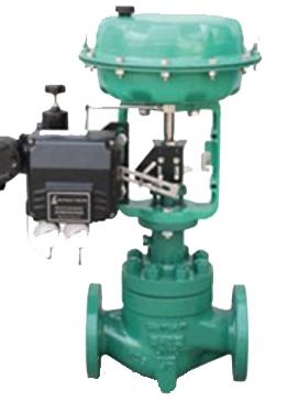 Pneumatic Diaphragm Control Valve Pressure Modulating