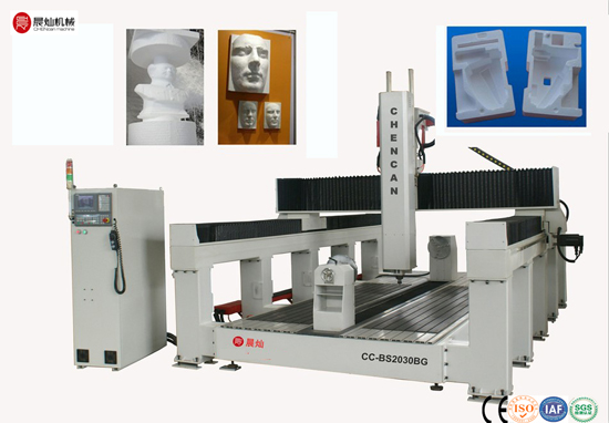 Poly Foam And Mold Cnc Router Cc Bs2030b