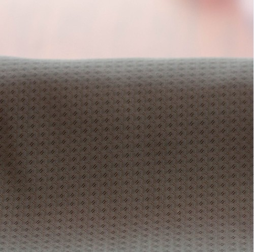 Polyester Cation Interweave Dobby Fabric Star Like Spots