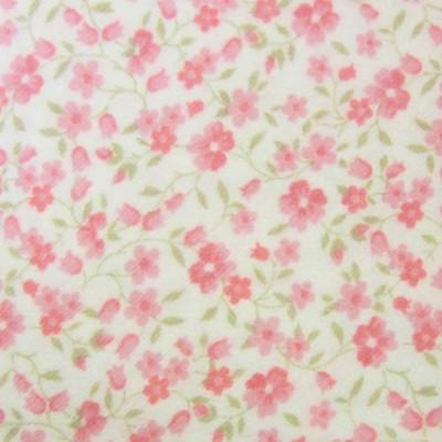 Polyester Cotton Fleece Fabric 45s 44 45 Printing