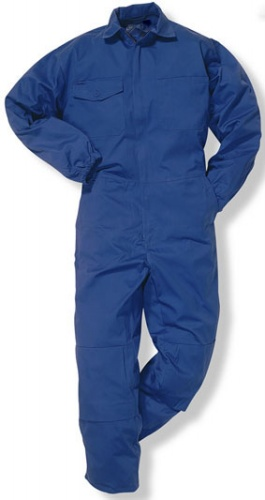 Polyester Cotton Long Sleeve Coverall