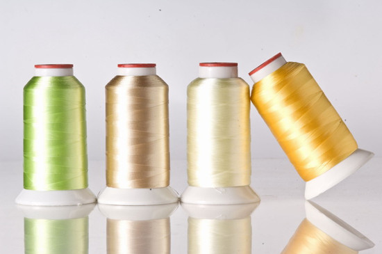 Polyester Dope Dyed Embroidery Thread 120d And 150d