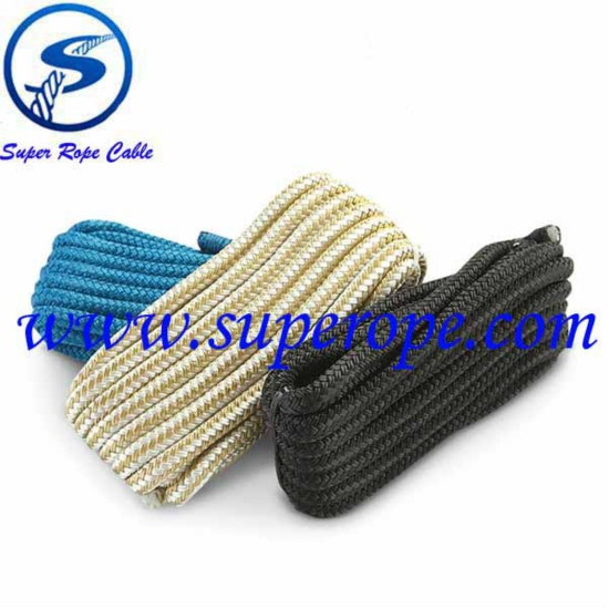 Polyester Double Braided Rope 100 Pp