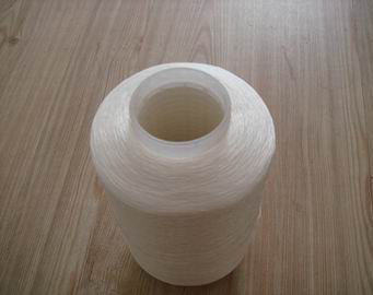 Polyester High Tenacity Thread 150d 3 Raw White On Dyed Tube
