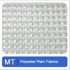 Polyester Mesh Metal Tec