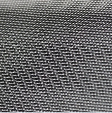 Polyester Nylon Interweave Fabric Rice Grain Pattern