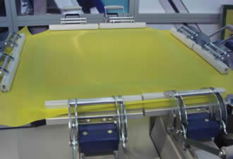 Polyester Printing Screen For Ceramic Industry