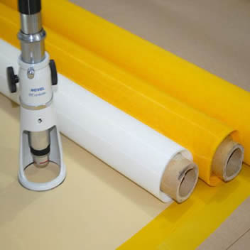 Polyester Printing Screen For Glass Industry