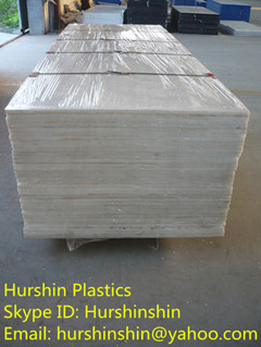 Polyethylene Dump Trailer Lining Sheet