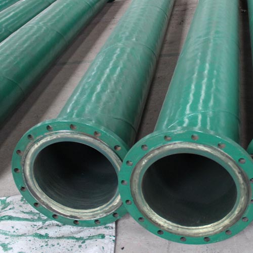 Polyurethane Lining Oil Pipe