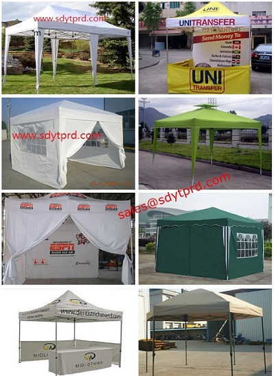 Pop Up Tent Folding Gazebo Advertising Booth Canopy Promotion Exhibition