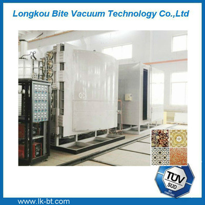 Porcelain Coating Machine