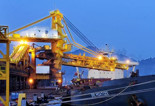 Port Machinery Ship Loader