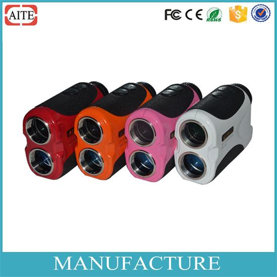 Portable 6x24 600 Meters Laser Rangefinder For Golf Player