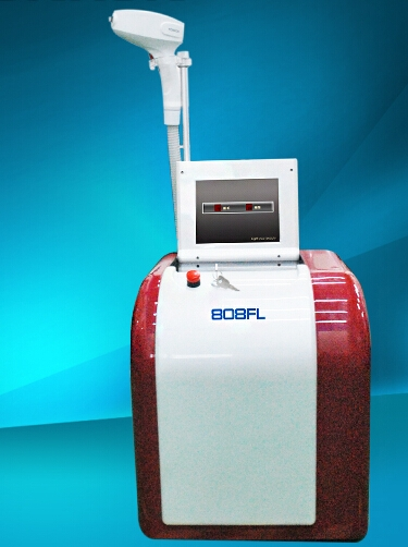 Portable 808nm Diode Laser Har Removal Machine Honkon 808fl For Sell