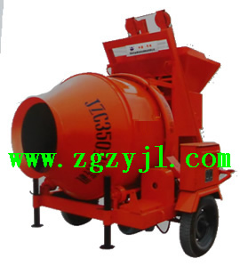 Portable Concrete Mixer Price