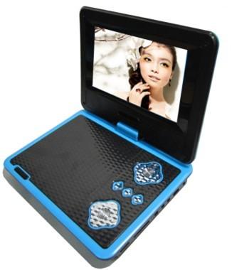 Portable Dvd Player Ksd 708 16 9