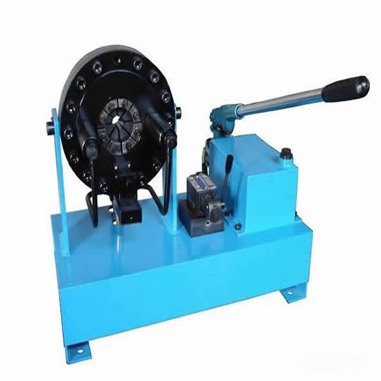 Portable Hose Crimping Machine
