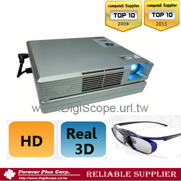 Portable Presentation Projector