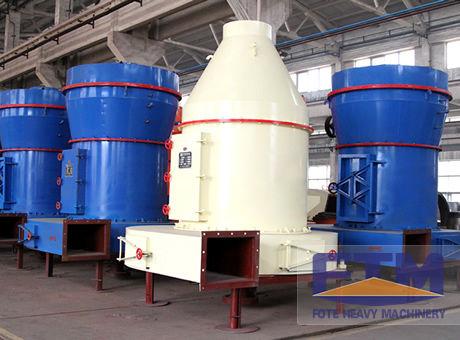 Potash Feldspar Grinding Mill