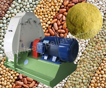 Poultry Feed Hammer Mill A Machine Aiming At Crushing Materials By The Collision