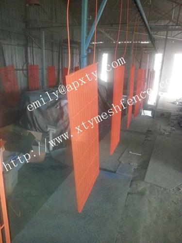 Powder Coated Steel Flooring Grating