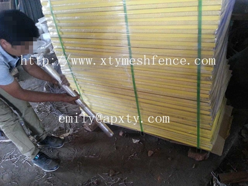 Powder Coated Steel Grating Standard Size
