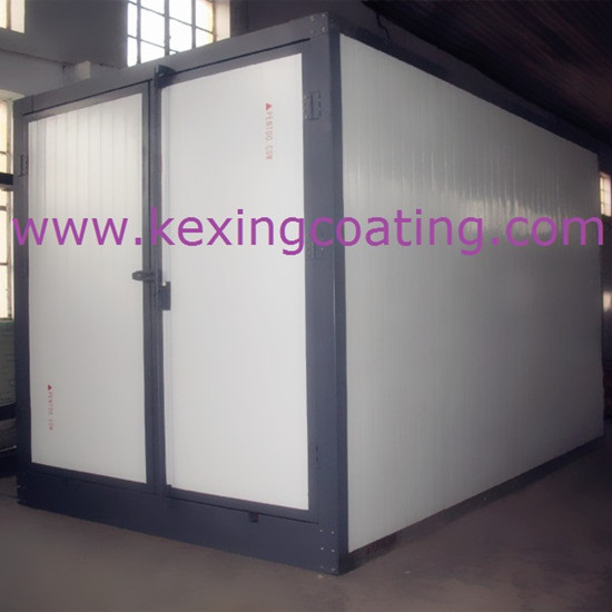 Powder Coating Oven Pco3800e