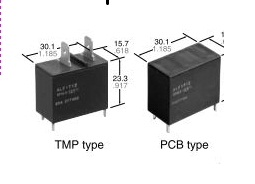 Power Relay For Home Appliances Alf Series