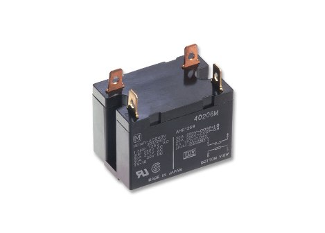 Power Relays For Photovoltic Solutions He Series