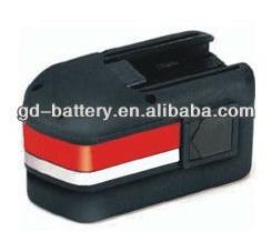 Power Tool Battery For Milwaukee 18v Ni Cd Mh