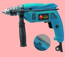 Power Tools Set With Impact Drill Pde 04