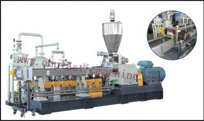 Pp Flakes Granulation Line