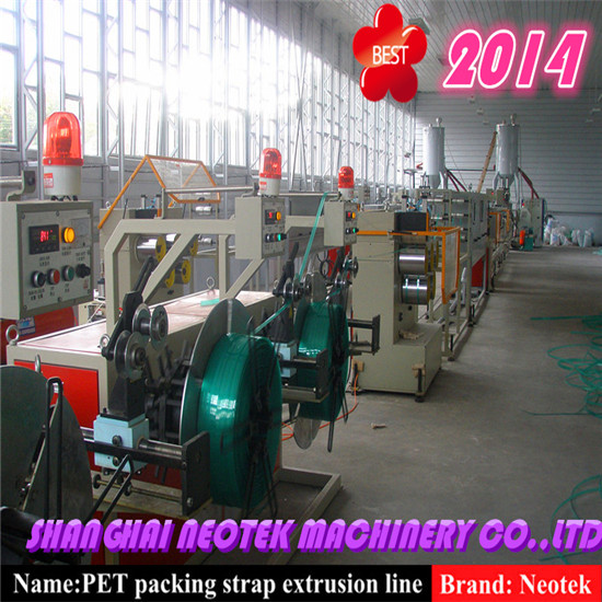 Pp Pet Strap Extrusion Line
