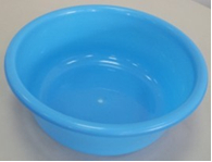 Pp Round Household Plastic Wash Basin