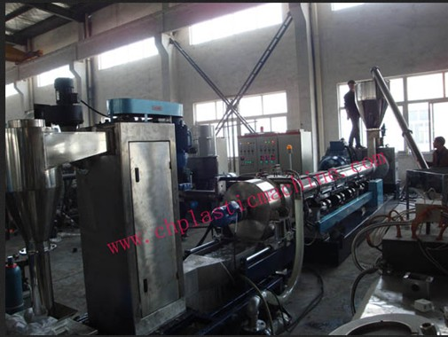 Pp Single Screw Extrusion Machine