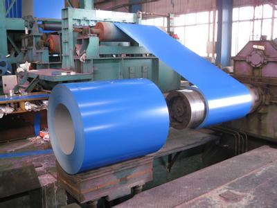 Ppgi Prepainted Galvanized Steel Sheet In Coil