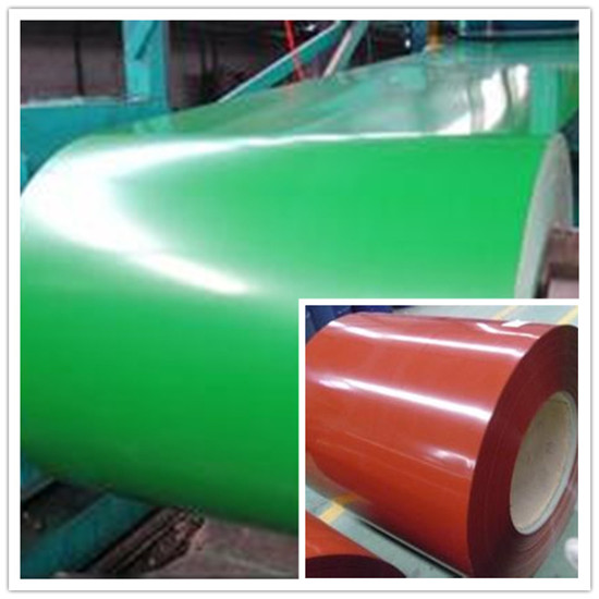 Ppgl Prepainted Galvalume Steel Roofing Sheets