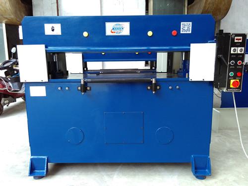 Precise Four Column Automatic Balance Hydraulic Cutting Machine