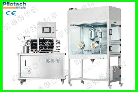 Precise High Temperature Lab Uht Sterilizer