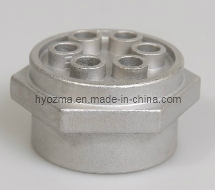 Precision Casting Of 6 Hole Joint With Alloy Steel