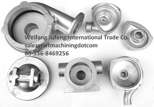 Precision Casting Parts For Agricultural Tractor