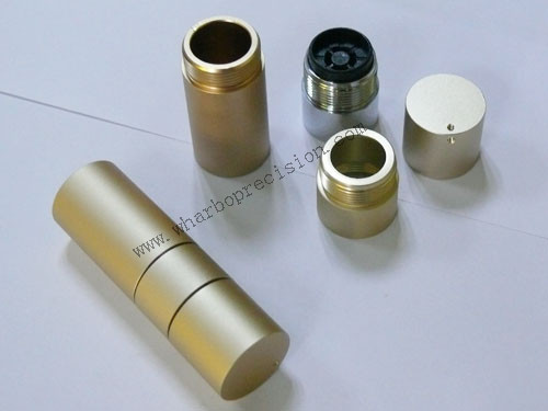 Precision Cnc Machining Parts With Aluminum Brass Stainless Steel