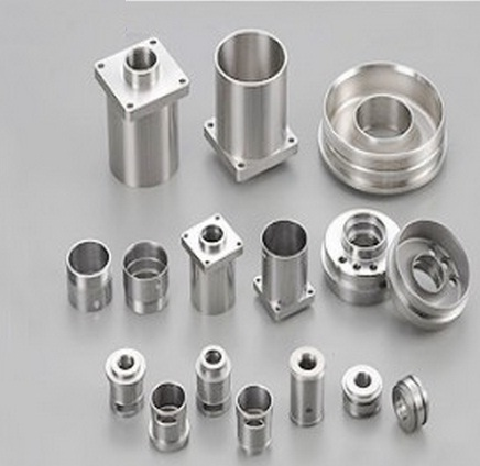 Precision Cnc Spindle Shaft Machined Parts
